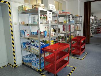 Verkehrsfachschule Reimertshofer: Fachlagerist/-in
