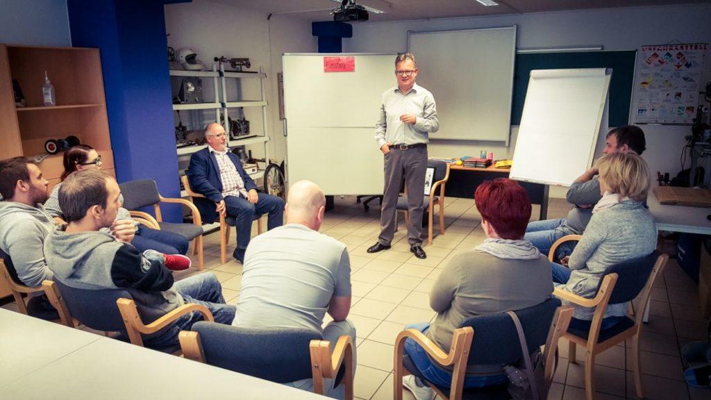 Verkehrsfachschule Reimertshofer: Wir bilden Ausbildungsfahrer aus